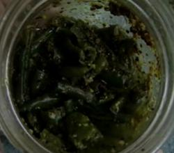 How To Make Pickles From Green Chilies