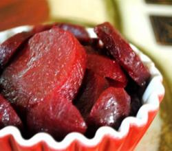 European Pickled Beets