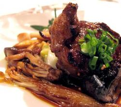 Braised Partridge Or Pigeon