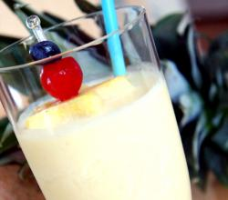 Pineapple Pina Colada