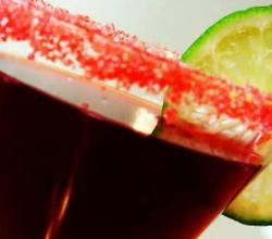 Pomegranate Fizz Delight