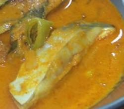 Pomfret Curry Masala