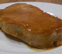 Pork Chops with Orange Glaze