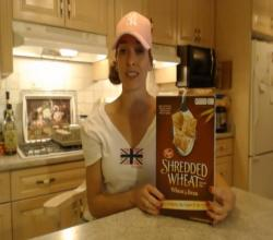 Post Shredded Wheat N' Bran Cereal: What I Say About Food