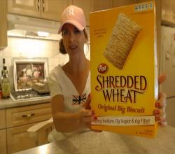 Post Shredded Wheat Original Big Biscuit Cereal: What I Say About Food