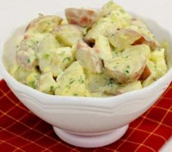 Potato And Herring Salad