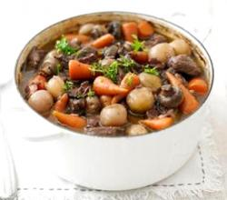 Potato And Meat Irish Stew