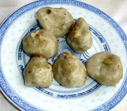 Rich Potato Dumplings