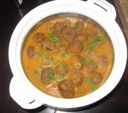 Potato Kofta