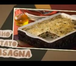 Idaho Potato Lasagna