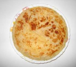 Potato Parathas