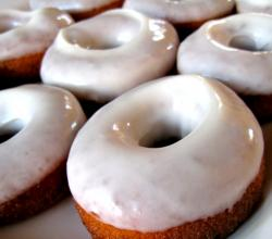 Glossy Powdered Sugar Glaze