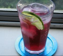 Purple Plum Cooler