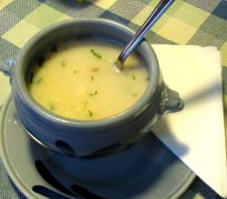 Provencale Garlic Soup
