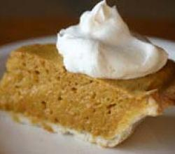How to Make this Easy Homemade Pumpkin Pie - Try this Chiffon Style