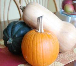 Pumpkins & Butternut Squash: Antioxidant and Mineral-Rich, Fall Vegetables