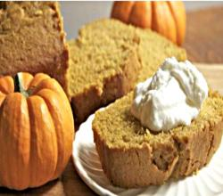 Moist and Fluffy Pumpkin Bread-- How to make Pumpkin Bread