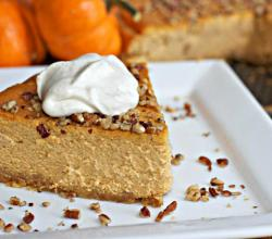 Easy Pumpkin Pie Cheesecake- How To Make Pumpkin Cheesecake