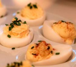 Puny's Deviled Eggs