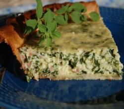 Quiche Lorraine for the American Kitchen