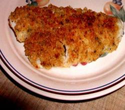 Quick Baked Pike Fillets