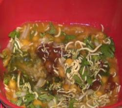 Ragda Chat - Indian Chaat