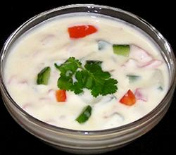 Easy Raita