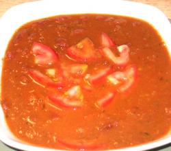 Spicy Rajma Curry