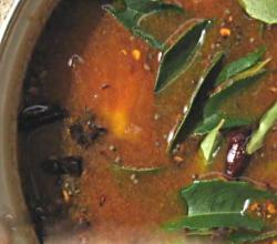 How to Make Spicy Rasam/Charu - Andhra Version