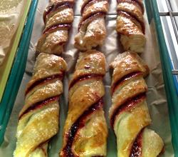 Raspberry Twists
