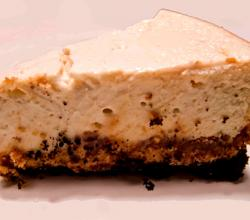 Raw Irish Cashew Cheesecake