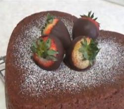 Egg Free Chocolate Cake with Ready Cake Mix