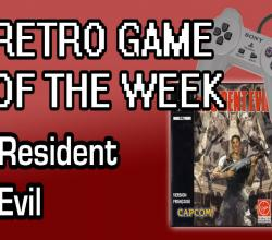 Retro Game of the Week - Resident Evil (PSX)