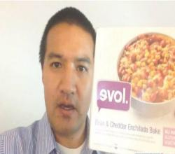 Review of Evol Bean and Cheddar Enchilada Bake