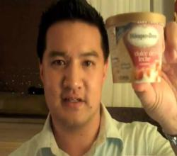 Review of Haagen-Dazs Dulce de Leche Caramel Ice Cream