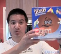 Review of M&M Ice Cream Cake