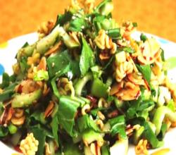 My Sister-in-law's Bok Choy Salad