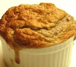 Ricotta Chile Pepper Souffle