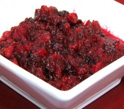 Roasted Cranberries - Thanksgiving
