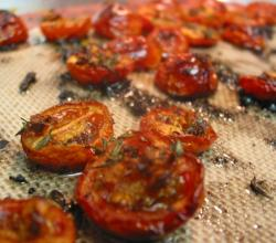 Roasted Fresh Tomatoes
