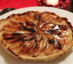 Pear And Fie Tart
