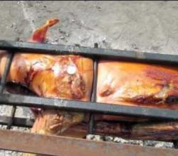 How to Roast a Whole Pig and Organize a Cancer Fundraiser