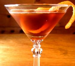 Rob Roy With Whiskey
