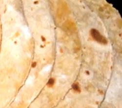 Roti or Wheat Tortilla Making With Tortilla Maker