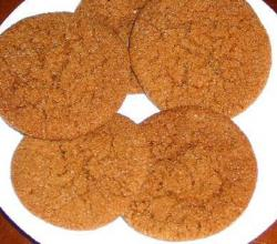 Rye Honey Cookies