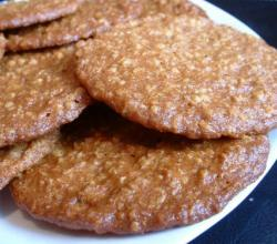 Rye Wheat Biscuits
