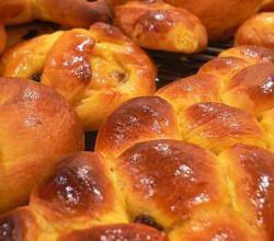 Cornish Saffron Bread