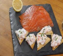 Burren Smokehouse Irish Salmon Dip