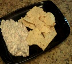 Cheese and Sausage Dip