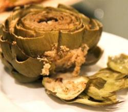 Sauteed Baby Artichokes